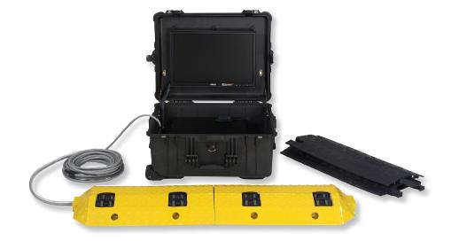 Lowcam V1108 Under Vehicle Inspection
